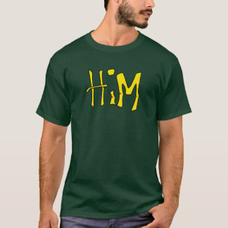 Him Logo T-Shirt
