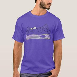 Himalaya Mountains / Himalayas Morning T-Shirt Top