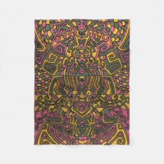 Himalayan Inspirations Fleece Blanket