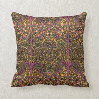 Himalayan Inspirations Throw Pillow