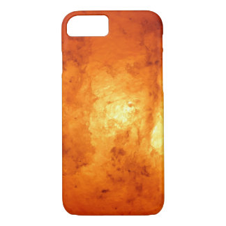 Himalayan Pink Salt Lamp with Light On iPhone 7 Case