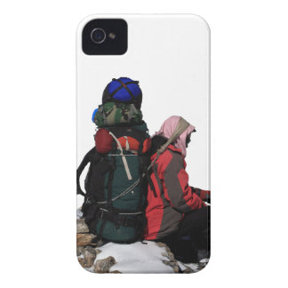 Himalayan Porter, Nepal iPhone 4 Covers