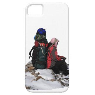 Himalayan Porter, Nepal iPhone 5 Covers