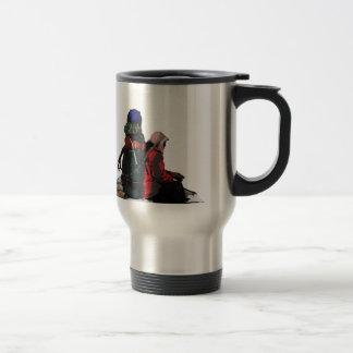 Himalayan Porter, Nepal Travel Mug