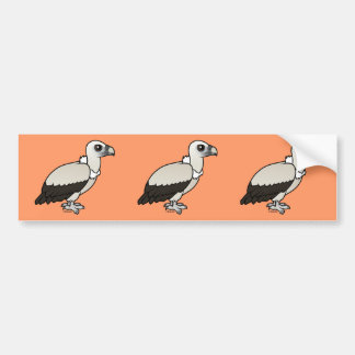 Himalayan Vulture Bumper Sticker