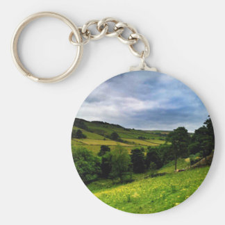 Hinchliffe Mill View Key Ring