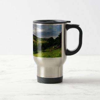 Hinchliffe Mill View Travel Mug