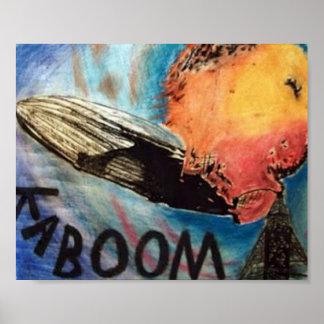 Hindenburg Poster2 Poster