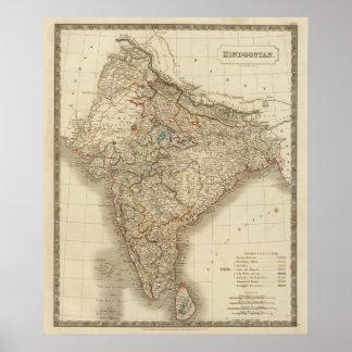 Hindoostan Poster