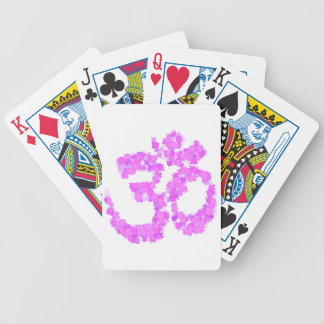 hindu2 bicycle playing cards