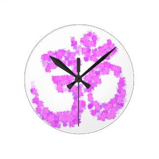 hindu2 round clock