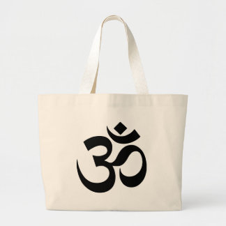 hindu3 large tote bag