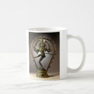 Hindu Deity Shiva Tamil the Destroyer Transformer Coffee Mug