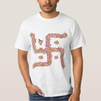 Hindu Gammadion Cross T-Shirt