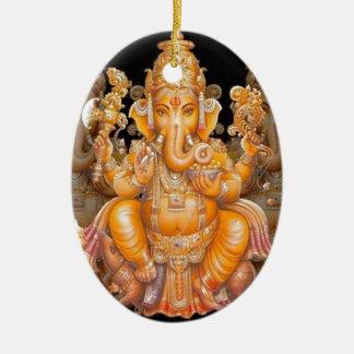 Hindu God Ganesh Ornament