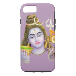 Hindu god shiva apple iphone hard case design