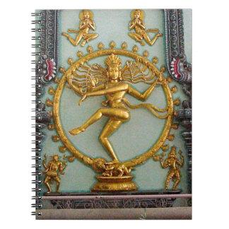 Hindu gods, Shiva Notebooks