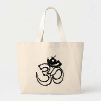 hindu large tote bag