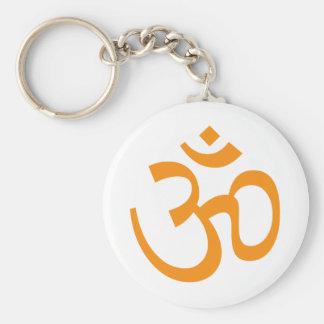 Hindu Om Key Ring