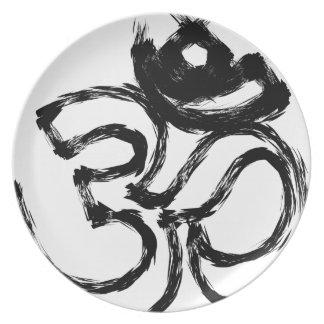 hindu plate