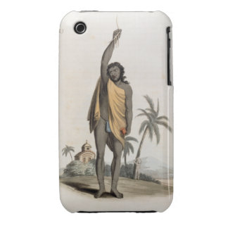Hindu Priest, pub. by Edward Orme, 1804 (litho) Case-Mate iPhone 3 Case