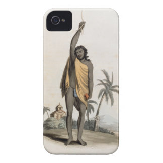 Hindu Priest, pub. by Edward Orme, 1804 (litho) iPhone 4 Cover