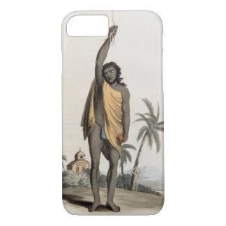 Hindu Priest, pub. by Edward Orme, 1804 (litho) iPhone 7 Case