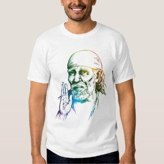 Hindu Saint SAI BABA Tshirt