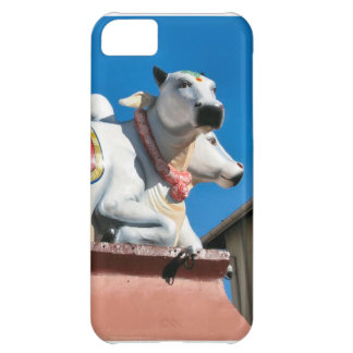 Hindu temple cows Singapore iPhone 5C Cover