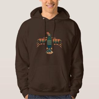 Hip Eagle Spirit Men's Hoodie