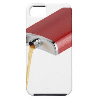 Hip flask tough iPhone 5 case