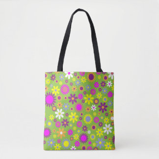 Hip Floral Tote