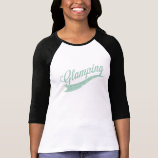 "Hip ""Glamping"" Ladies T-Shirt"