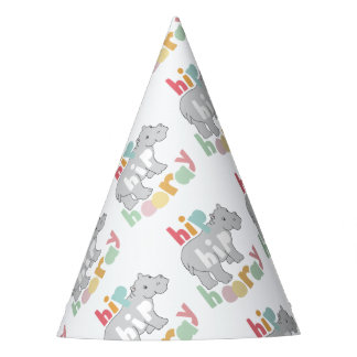 Hip Hip Hooray Party Hat