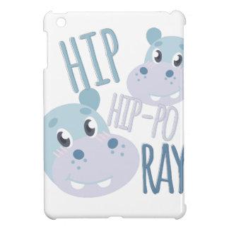 Hip Hip-po Ray iPad Mini Covers
