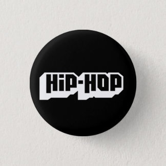 Hip-Hop 3 Cm Round Badge