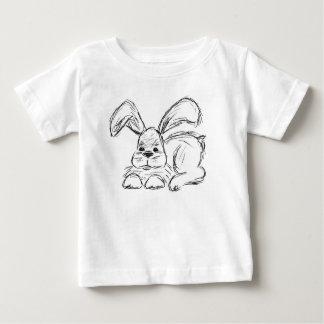 Hip Hop, A Bunny Rabbit Baby T-Shirt