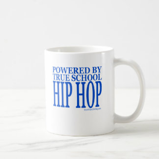 HIP HOP BASIC WHITE MUG