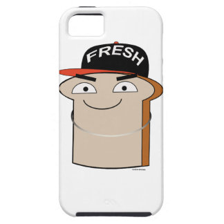 Hip Hop Bread Tough iPhone 5 Case