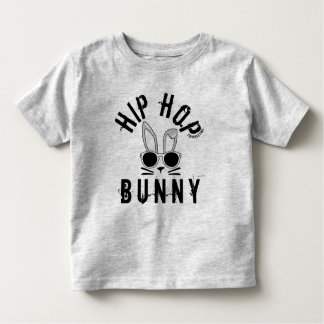 hip hop bunny spring easter boys toddler top shirt