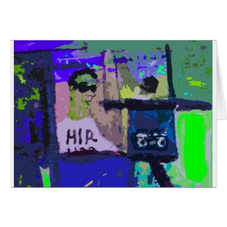 Hip Hop Greeting Cards