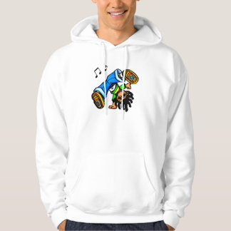 HIP HOP CULTURE - BREAKDANCER HOODIE