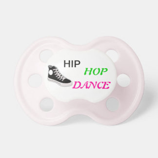 Hip Hop Dance Baby Pacifier