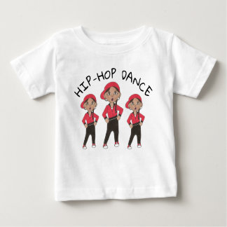 Hip-Hop Dance Crew Dancer Girl Hip Hop Recital Baby T-Shirt