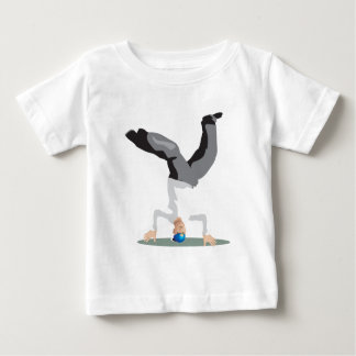 Hip Hop Dancer Baby T-Shirt