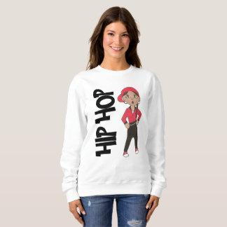 HIP HOP Dancer Girl Hiphop Jazz Dance Teacher Gift Sweatshirt