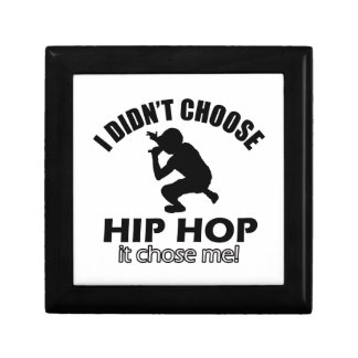 Hip Hop designs Gift Box