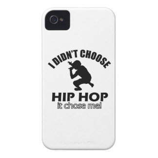 Hip Hop designs iPhone 4 Case-Mate Case