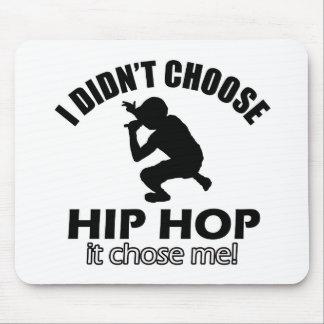 Hip Hop designs Mouse Pad