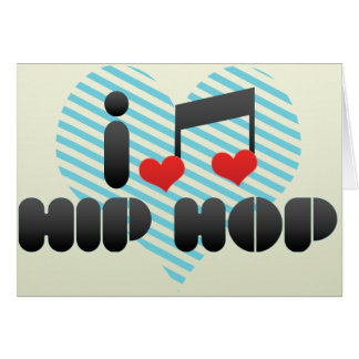 Hip Hop fan Greeting Cards